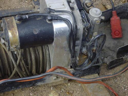 Wiring Ancient Ramsey Winch Pirate 4x4