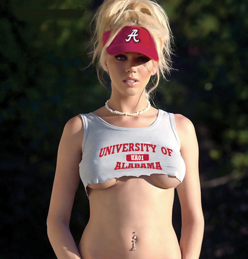 College girls sports bra