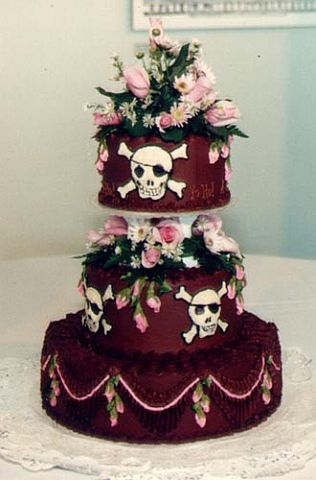 pirate wedding cakes happy birthday gena pirate4x4 4x4 and road 18621