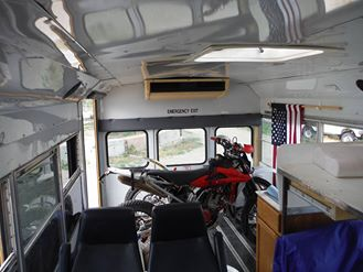 E450 Skoolie Conversion School Bus Conversion Resources