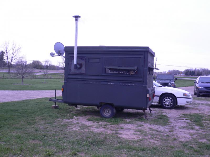 Post Up Yer Deer Blinds Eh! - Pirate4x4 Com : 4x4 and Off-Road Forum