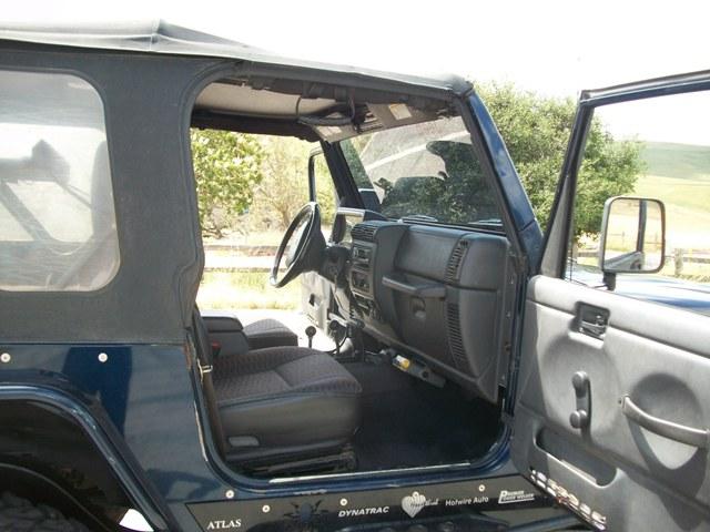 Jeep TJ Hemi DynaTrac Atlas TeraFlex Emissions Legal Poison Spyder