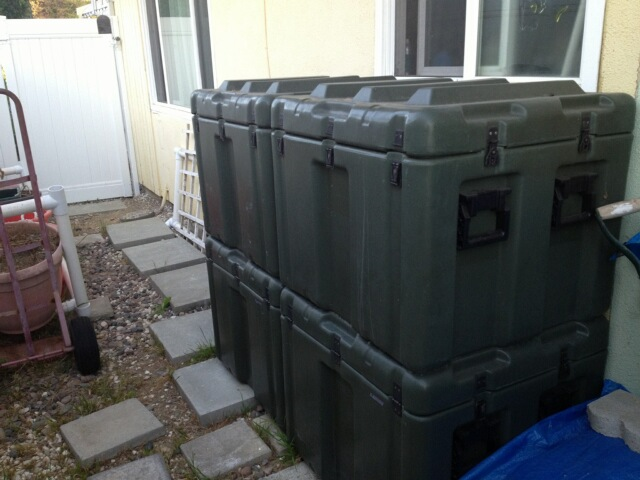 Large Storage Boxs Camping Chase