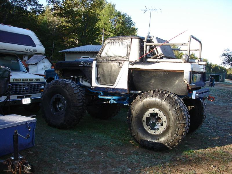46 or larger tires on an Early Bronco? - Pirate4x4.Com ...