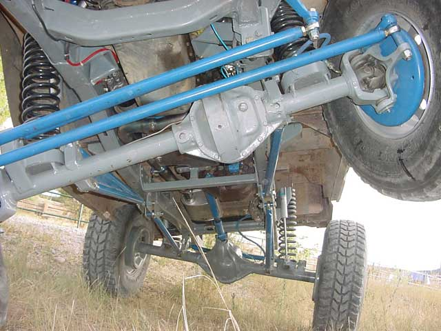 Question about radius arm-style front suspension - Pirate4x4.Com ...