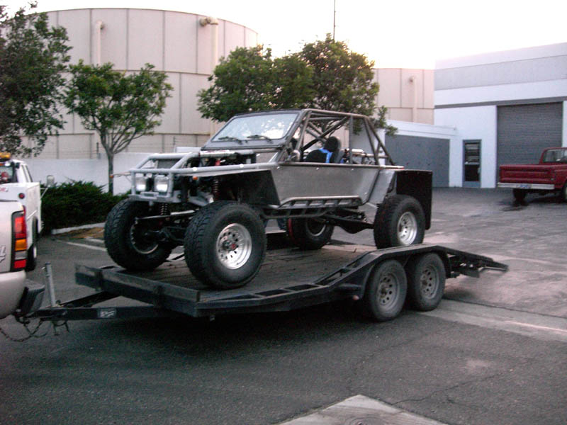 X-chassis trail buggy buildup - Page 5 - Pirate4x4.Com : 4x4 and Off ...