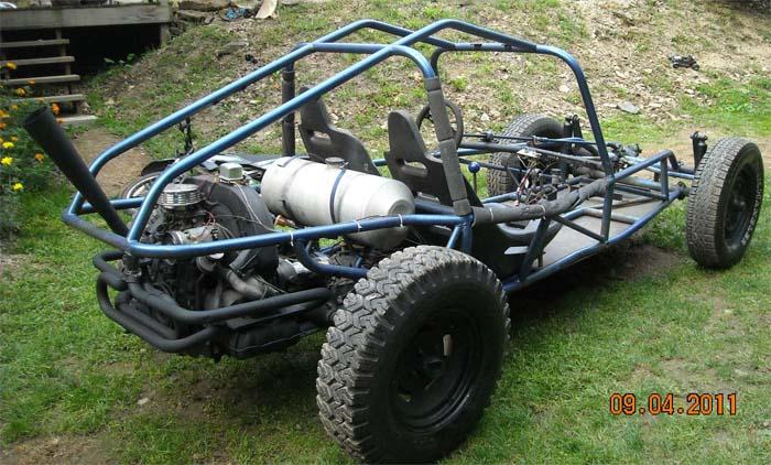 Homemade VW Dune Buggy