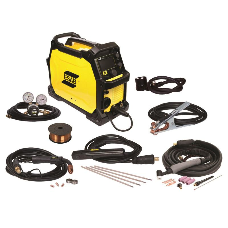 ESAB Rebel 215 or Lincoln Power Mig 210 or Miller Multimatic 215 ...