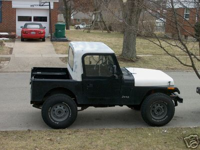 Will A Scrambler Hardtop Fit On My Yj Pirate4x4 Com 4x4 And Off