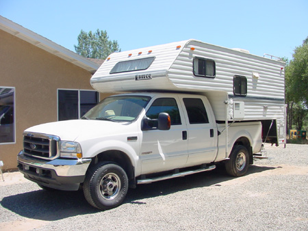 Slide in campers Long bed short bed - Pirate4x4.Com : 4x4 ...