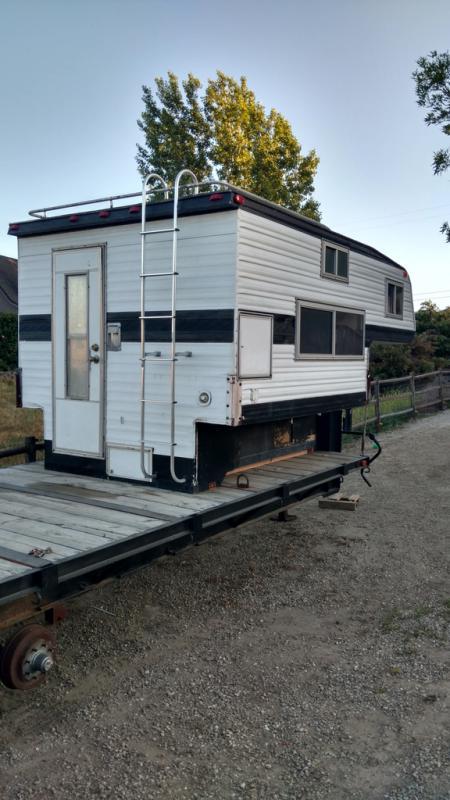 Crawler Hauler Build Pop Up Camper