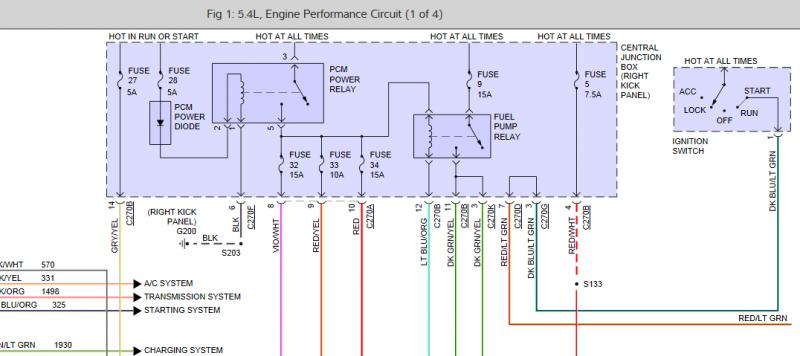 2004 Ford F150 Fuel Pump Wiring Diagram from www.pirate4x4.com