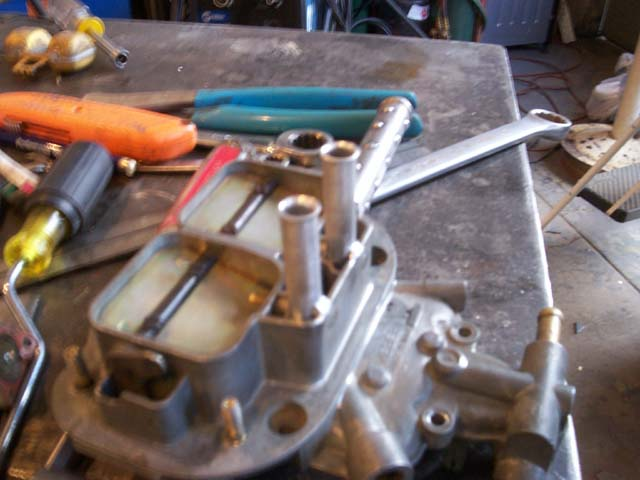Overflow valve on weber - Pirate4x4 Com : 4x4 and Off-Road Forum