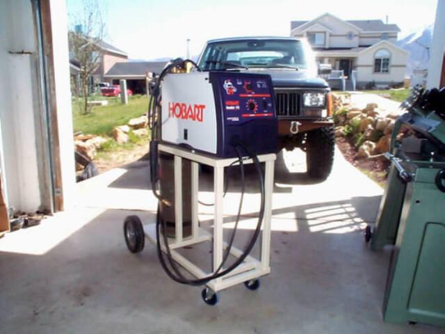 Homemade Mig Welding Cart Homemade Ftempo