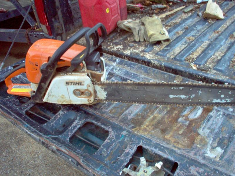 Chainsaws - Husky 346 XP - Pirate4x4 Com : 4x4 and Off-Road