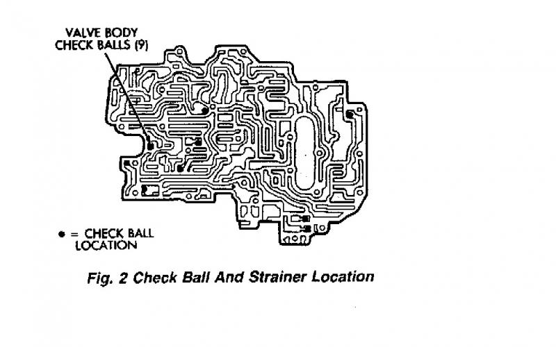 700r4 transmission check ball diagram  700r4  free engine