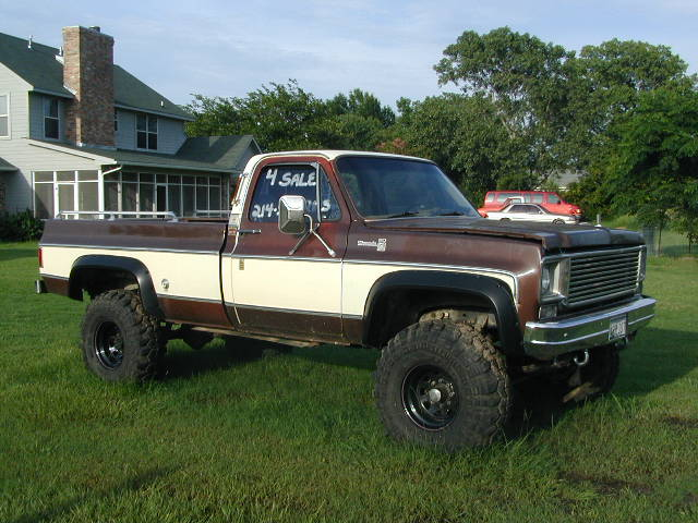 78 chevy 4x4 for sale autos post. Black Bedroom Furniture Sets. Home Design Ideas