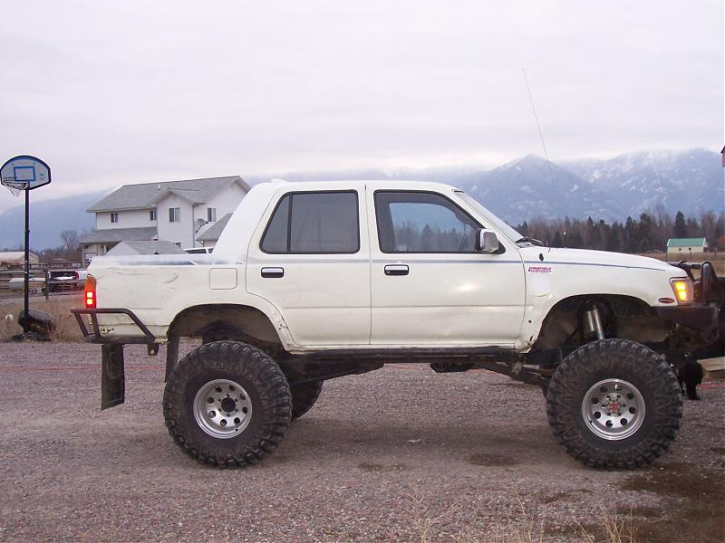 Nd Gen Runner Chop Top PiratexCom X And OffRoad Forum - 4runner truck