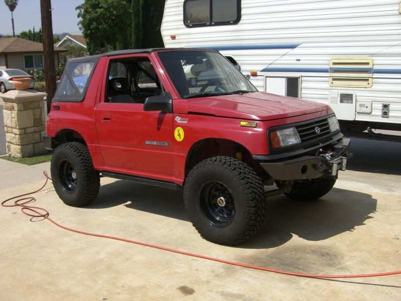 sidekick buggy build - pirate4x4 : 4x4 and off-road forum