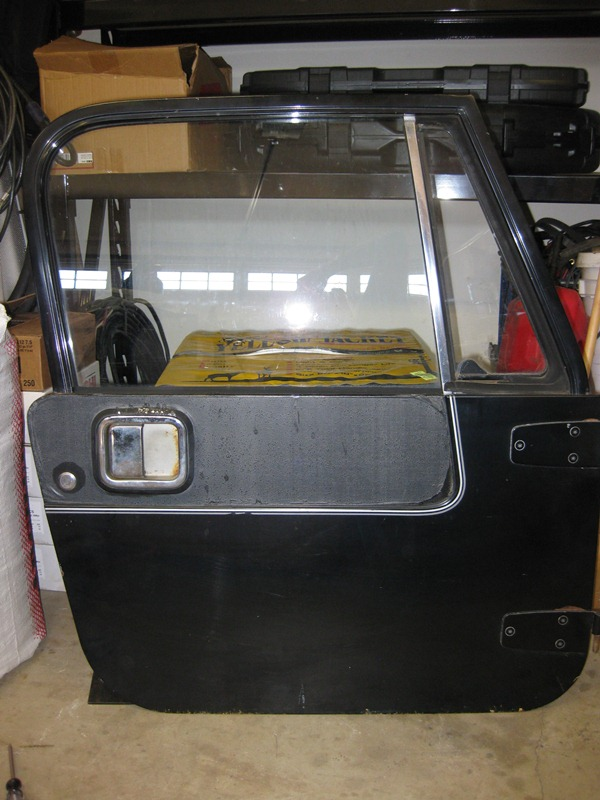 Image Number 81 Of Cj7 Door . & Cj7 Hard Doors \u0026 81-95 Jeep CJ7 YJ Passenger Side Full Hard Door ... Pezcame.Com