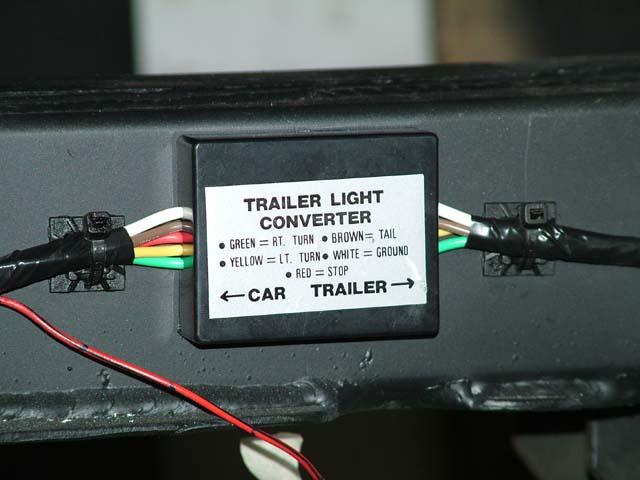 cant make trailer brake lights work  installed plug on Yota