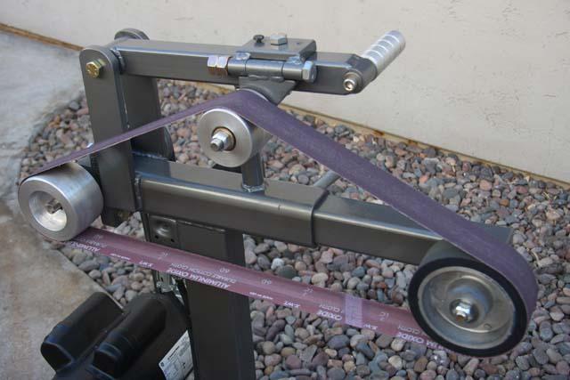 Diy 2x72 belt grinder plans