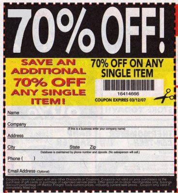 Harbor freight coupons pirate4x4 4x4 and off road forum attached images sciox Image collections