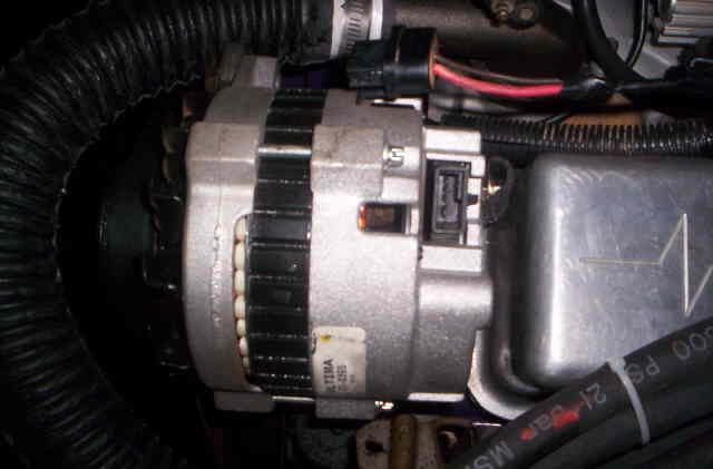... one wire alternator wiring diagram wiring. alternator guru needed!!!!!! pirate4x4 com 4x4 and off road forumCs130
