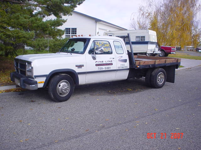 1993 Dodge Cummins 4X4 http://www.pirate4x4.com/forum/vehicles-trailers-sale/623618-1993-dodge-cummins-extended-cab.html