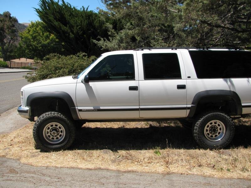 97' GMC solid axle suburban - Pirate4x4 Com : 4x4 and Off
