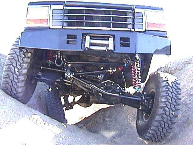 Hybred TTB ? - Pirate4x4 Com : 4x4 and Off-Road Forum