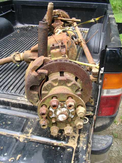 Elk Grove Chevy >> 1977 Chevy Dana 60 Front Axle Dually - Pirate4x4.Com : 4x4 and Off-Road Forum