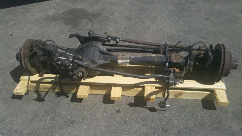 Ford Dana 60 High Pinion Front Axles For Sale - Page 6 - Pirate4x4.Com