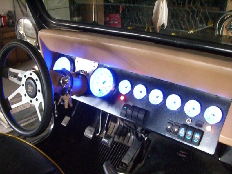 Custom Dash Page 8 Pirate4x4 Com 4x4 And Off Road Forum