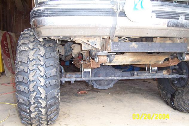 52 Quot Springs Flex Pics On A Sas Pirate4x4 Com 4x4 And