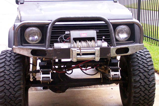 front bumper designs - pirate4x4 : 4x4 and off-road forum