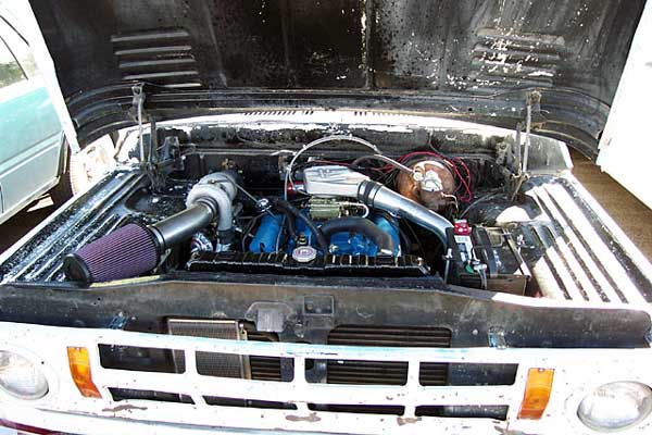 adding a turbo to a chevy 350? - Pirate4x4.Com : 4x4 and ...