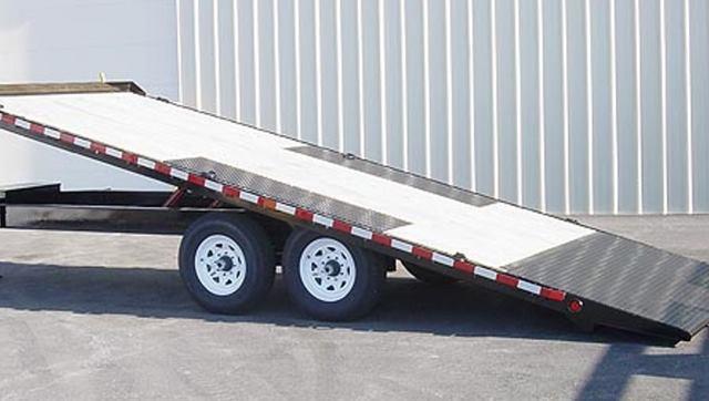 Tire Overhanging The Deck Or Deckover Vs Low Deck Float Vs Car