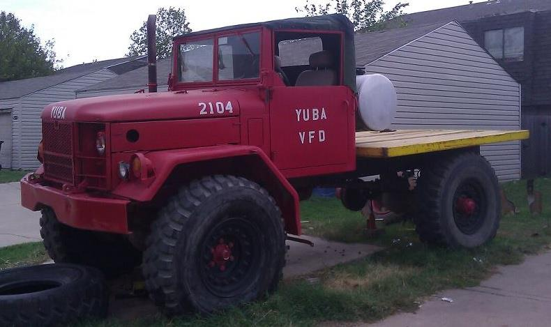 M35A2 Bobbed Deuce - Pirate4x4.Com : 4x4 and Off-Road Forum