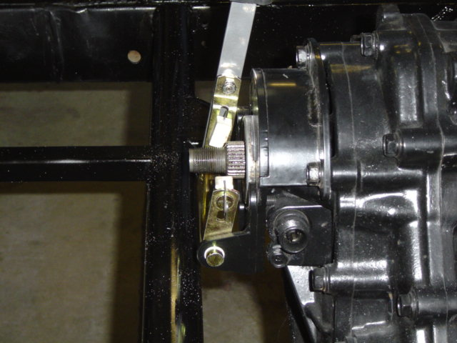 Toy driveshaft disconnect <PICS> - Page 2 - Pirate4x4 Com