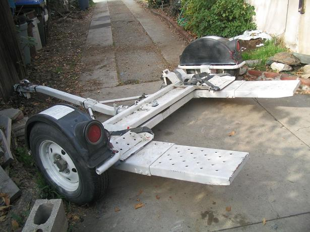 Ex Uhaul Tow Dolly 4x4 And Off Road Forum