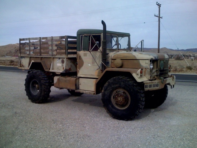 100DOLLARMAN Next BOBBED DEUCE for sale $6000! - Pirate4x4