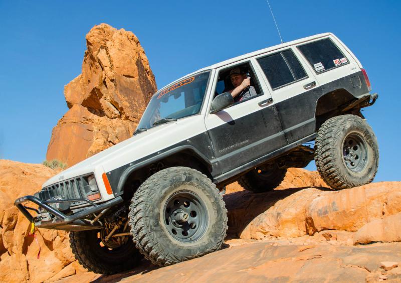 Pirate4x4.Com : 4x4 and Off-Road Forum - 1999 Jeep XJ - JP ...