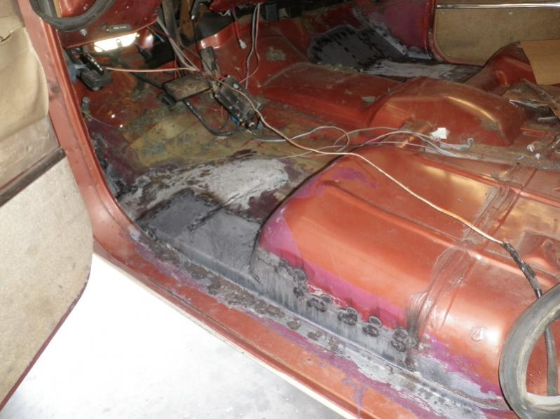 search results rust repair panels chevy truck html