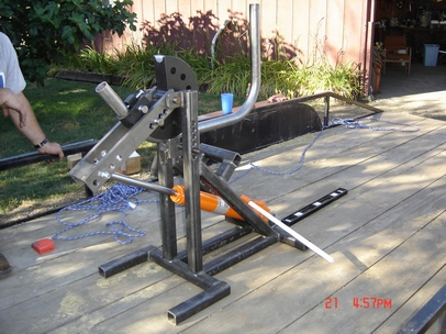 Homebuilt Tubing Bender Page 3 Pirate4x4 Com 4x4 And