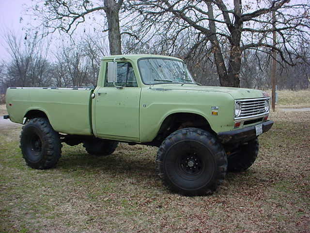 IH Pickup on 42's - Pirate4x4 Com : 4x4 and Off-Road Forum
