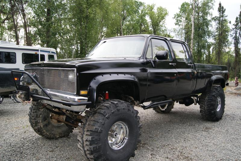 square body chevy crew cab dually