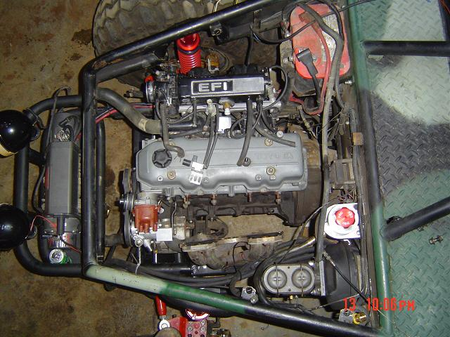 Anyone installed a PSC PS pump on a 22re ? - Pirate4x4 Com : 4x4 and