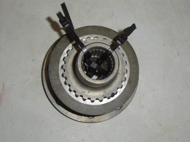 Toy driveshaft disconnect <PICS> - Pirate4x4 Com : 4x4 and