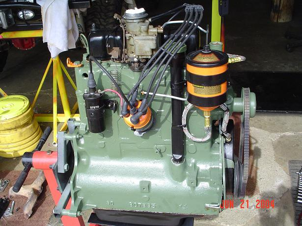 Old School 134 Fhead Engine Head Pirate4x4Com 4x4 and Off – Jeep F Head Engine Diagram